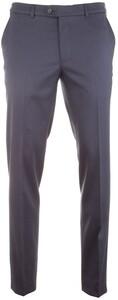 MENS Madison Dunne Wollen Pantalon Broek Royal Blue