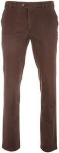 MENS Madison Fine Pattern Pants Brown