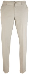 MENS Madison Linen Structure Pants Beige