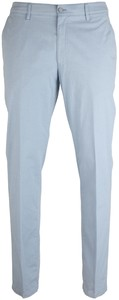 MENS Madison Linen Structure Pants Light Blue