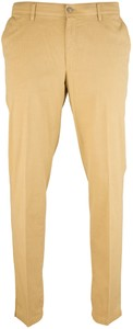 MENS Madison Linen Structure Pants Soft Yellow
