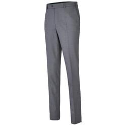 MENS Madison Thin Wool Pants Mid Grey