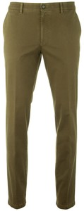 MENS Madison XTEND Flat-Front Cotton Broek Forrest Green