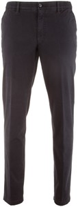 MENS Madison XTEND Flat-Front Cotton Broek Navy