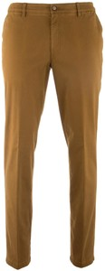 MENS Madison XTEND Flat-Front Cotton Broek Oker