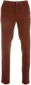 MENS Madison XTEND Flat-Front Cotton Pants Brique