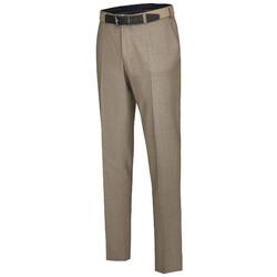MENS Madrid Thin Wool Pants Beige