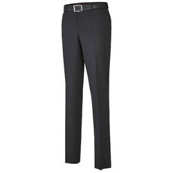 MENS Madrid Thin Wool Pants Black