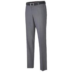 MENS Madrid Thin Wool Pants Mid Grey