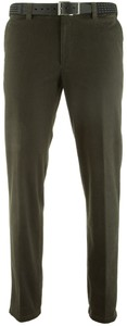 MENS Madrid Winter Cotton Pants Dark Green