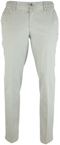 MENS Meran Contrasted Flat-Front Pants Light Green