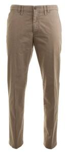 MENS Meran Diamond Print Pants Light Brown
