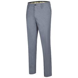 MENS Meran Fine Pattern Pants Light Blue