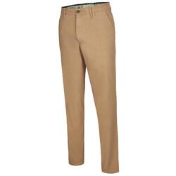 MENS Meran Fine Pattern Pants Terracotta