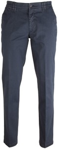 MENS Meran Fine-Structure Broek Navy