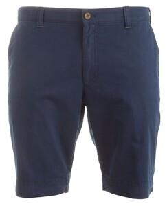 MENS Modern Fit Kuba Shorts Bermuda Rafblauw