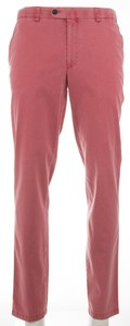 MENS Supima Cotton Easy Care Madison Pants Red