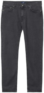 Gant Slim Straight Jeans Grey Worn In