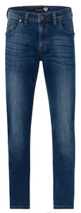 Gardeur Bill 5-Pocket Jeans Dark Denim Blue