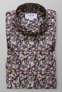 Eton Japanese Design Shirt Multicolor