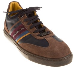 Paul & Shark Brown Colored Shark Shoes Bruin