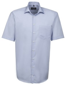 Seidensticker Comfort Uni Non-Iron Sky Blue Melange