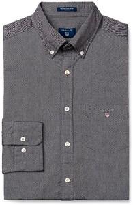 Gant The Oxford Shirt Zwart