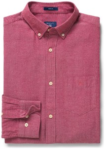 Gant Windblown Flanel Winter Wine