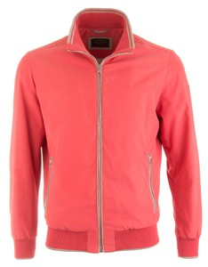 Paul & Shark Super Soft Microfiber Jacket Rood