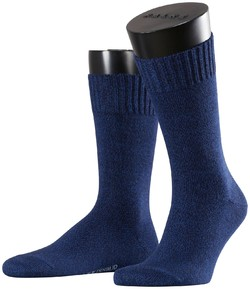 Falke Denim ID Socks Midnight Navy