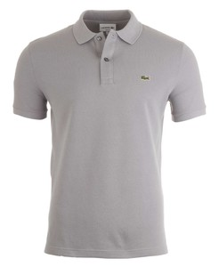 Lacoste Slim-Fit Piqué Polo Platinum