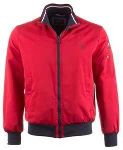 Paul & Shark Vintage Yachting Tech Jacket Rood