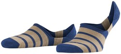 Falke Even Stripe Royal Blue