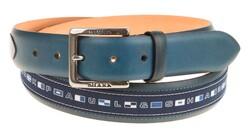 Paul & Shark Yachting Belt Blauw