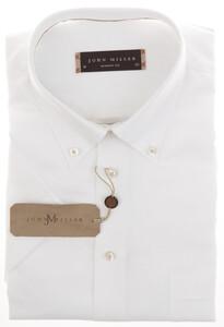 John Miller Cotton-Linen Mix Wit