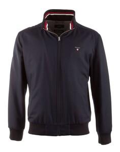 Gant The Woolshire Jacket Evening Blue