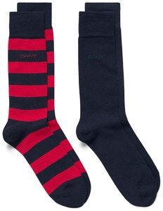 Gant 2Pack Bar Stripe Rood