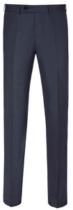 EDUARD DRESSLER Modern Fit S140 Mid Tone Midden Blauw