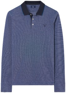Gant 4 Color Oxford Donker Blauw