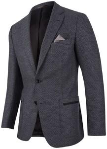 Cavallaro Napoli Cuneo Jacket Grijs