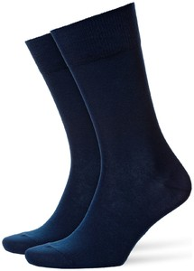 Burlington Lord Socks Marine