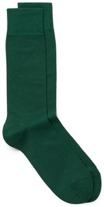 Gant Soft Cotton Socks Bladgroen