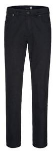 Gardeur Wool-Look Nevio Fine Structure 5-Pocket Donker Grijs