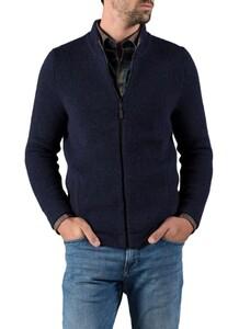 Maerz IQ Wool Vest Dusk Blue