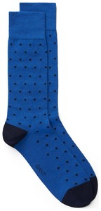 Gant Dot Socks Yale Blue