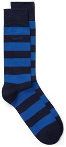 Gant Barstripe Socks Yale Blue