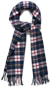 Gant Geruite Lamswollen Sjaal Crème