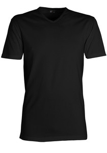 Alan Red Maine T-Shirt Zwart