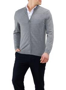 Maerz Zipper Vest Mercury Grey