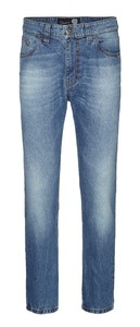 Gardeur Reimo-1 Relaxed-Fit 5-Pocket Jeans Stone Blue